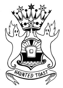 Haunted Toast Coat of Arms