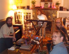 Thomas Canarcki Rehearsal